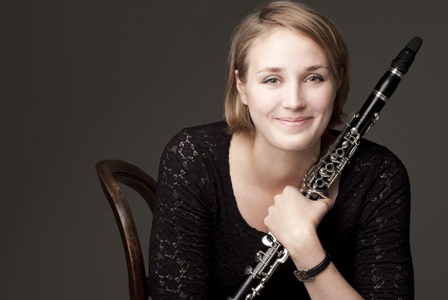 Melina Paetzold, Klarinettistin